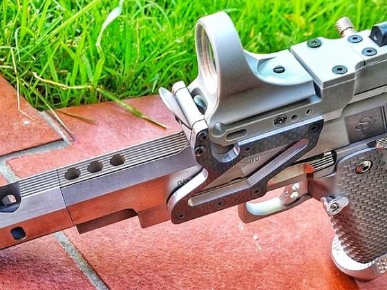 Full steel FPR SV IMM