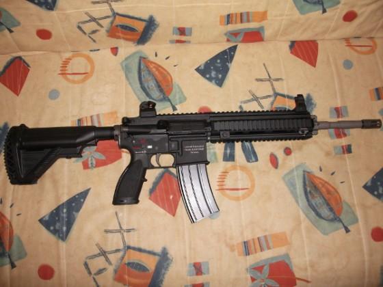 VFC HK 416 Gen.IV GBB