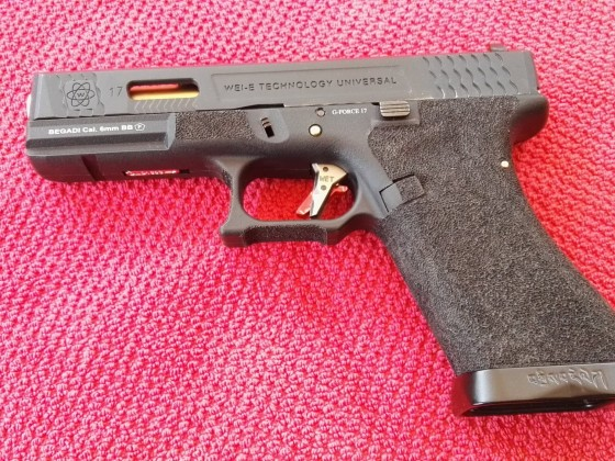 SAI Style Stippling_G Force G17