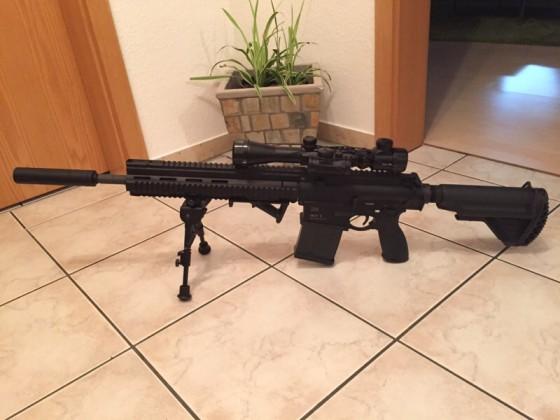 Meine HK417