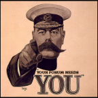 Your Forum Needs YOU!
