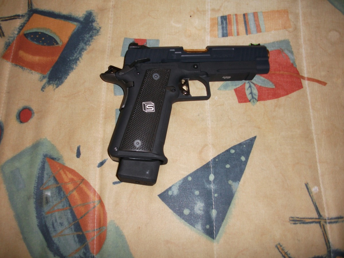 Salient Arms Int. DS 2011 4.3 Hi-Capa GBB