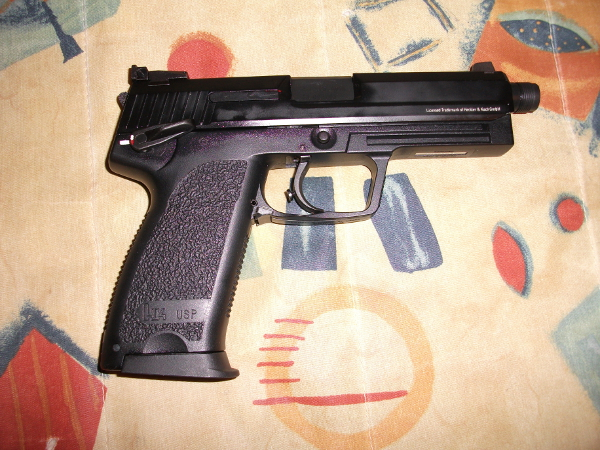 KWA USP Tactical GBB