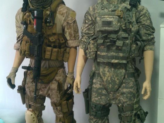 Marsoc & US Army