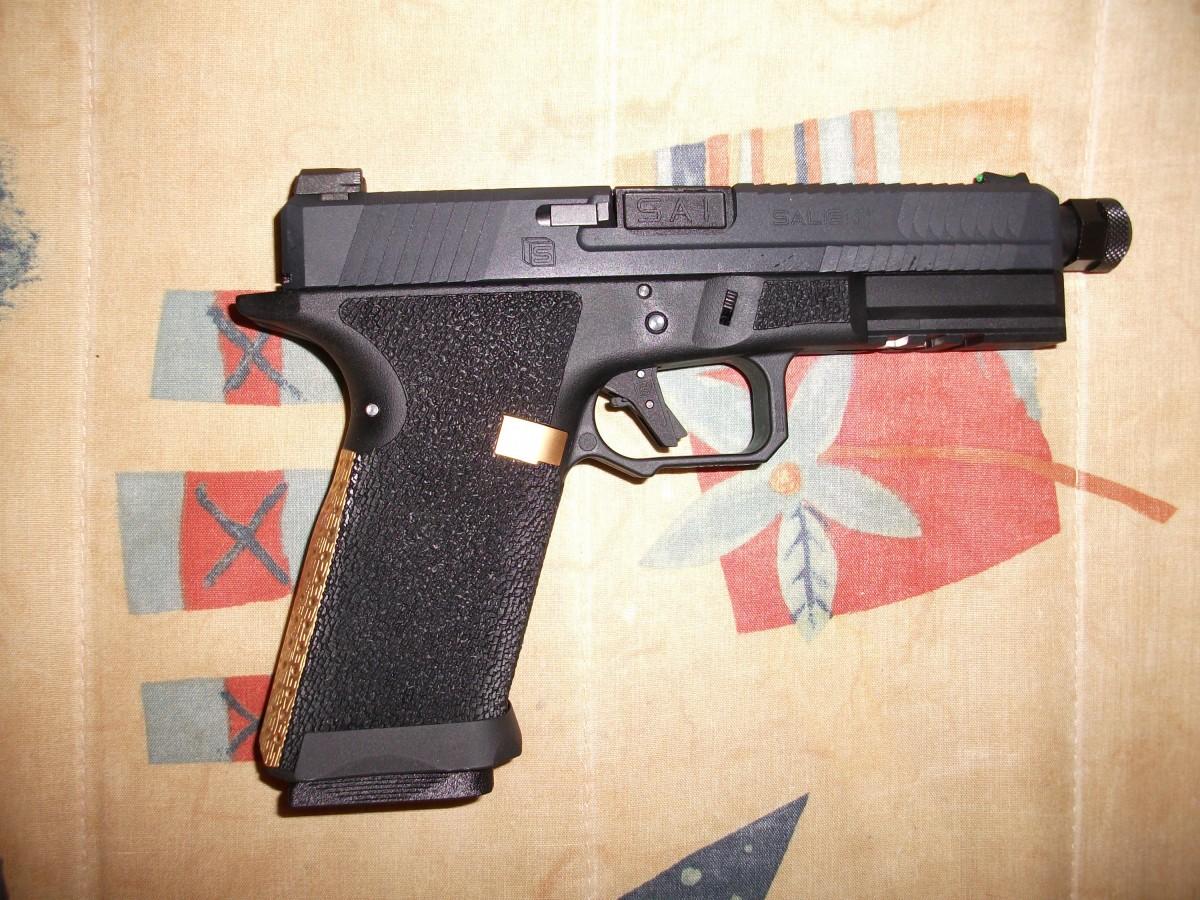 Salient Arms Int. BLU GBB