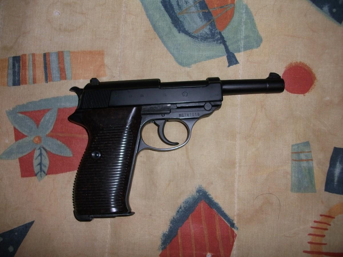 Maruzen P38 GBB