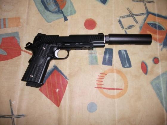 RWA Nighthawk Custom Covert Ops Co² GBB